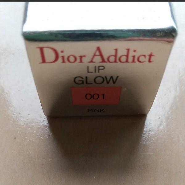 【新品】ディオール アディクト リップ グロウ 001 ピンク Dior ディオールアディクトリップグロウ ディオール マックス