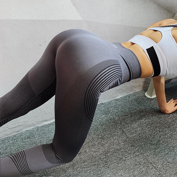 新品 送料無料 フィットネスウェア ハイウエスト パンツ スポーツ ヨガ ジョガーパンツ ヨガウェア ジム ランニング ストレッチ