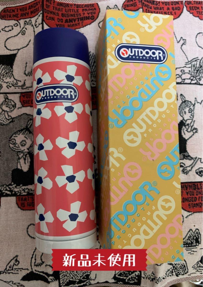 OUTDOOR PRODUCTS ステンレスボトル アウトドアプロダクツ フラワー 花柄 マグボトル 水筒
