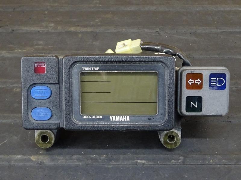 【210506】DT230 ランツァ(4TP-003)■ スピードメーター タコメーター インジケーターランプ 33316㎞ 【LANZA_画像2