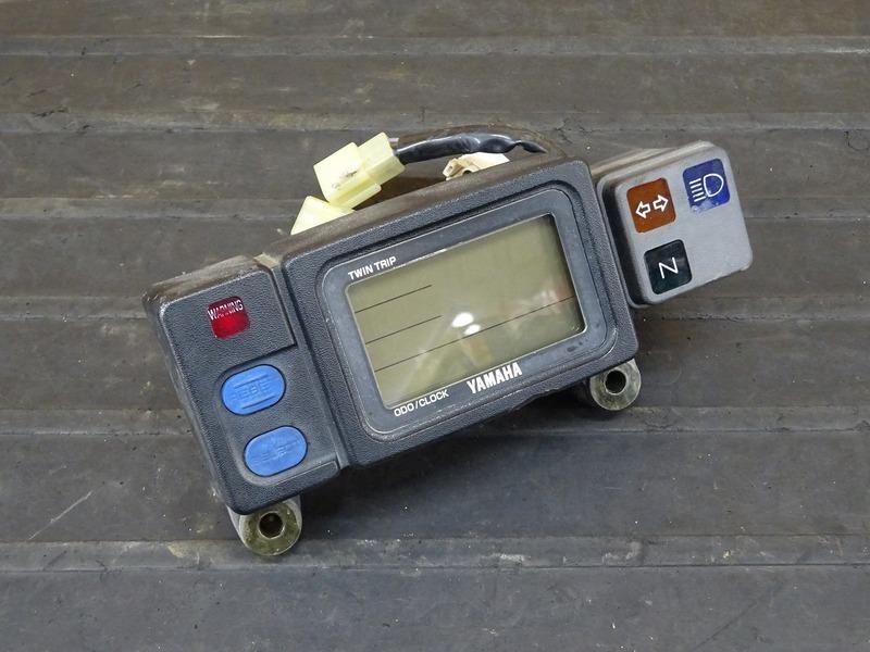 【210506】DT230 ランツァ(4TP-003)■ スピードメーター タコメーター インジケーターランプ 33316㎞ 【LANZA_画像1