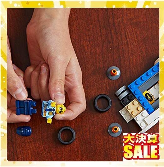 【新品 早い者勝ち】レゴ(LEGO) シティ ポリスパトロールカー 60239 ブロック おもちゃ 男の子 車_画像5