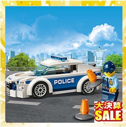 【新品 早い者勝ち】レゴ(LEGO) シティ ポリスパトロールカー 60239 ブロック おもちゃ 男の子 車_画像4