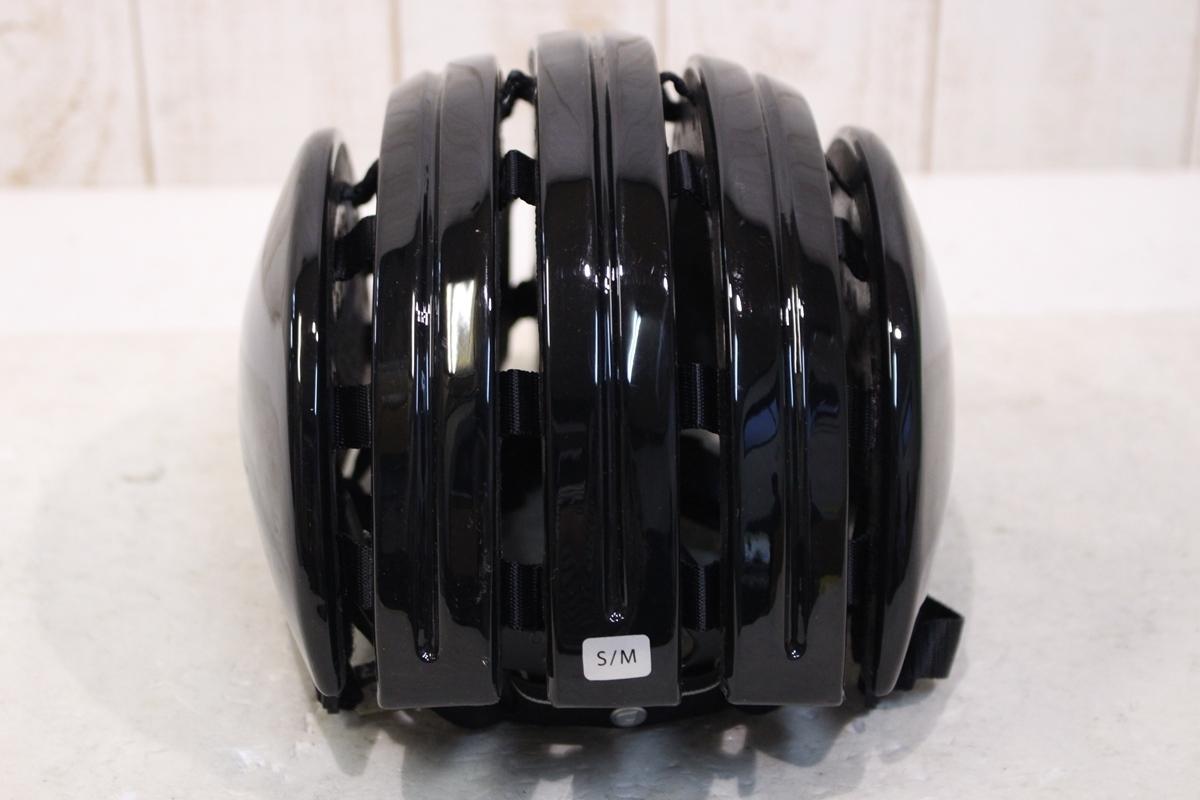 ★CARRERA カレラ FOLDABLE BASIC ヘルメット S-Mサイズ 美品_画像3
