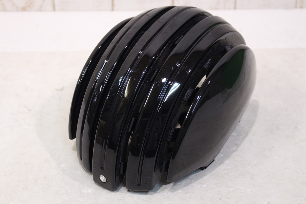 ★CARRERA カレラ FOLDABLE BASIC ヘルメット S-Mサイズ 美品_画像2