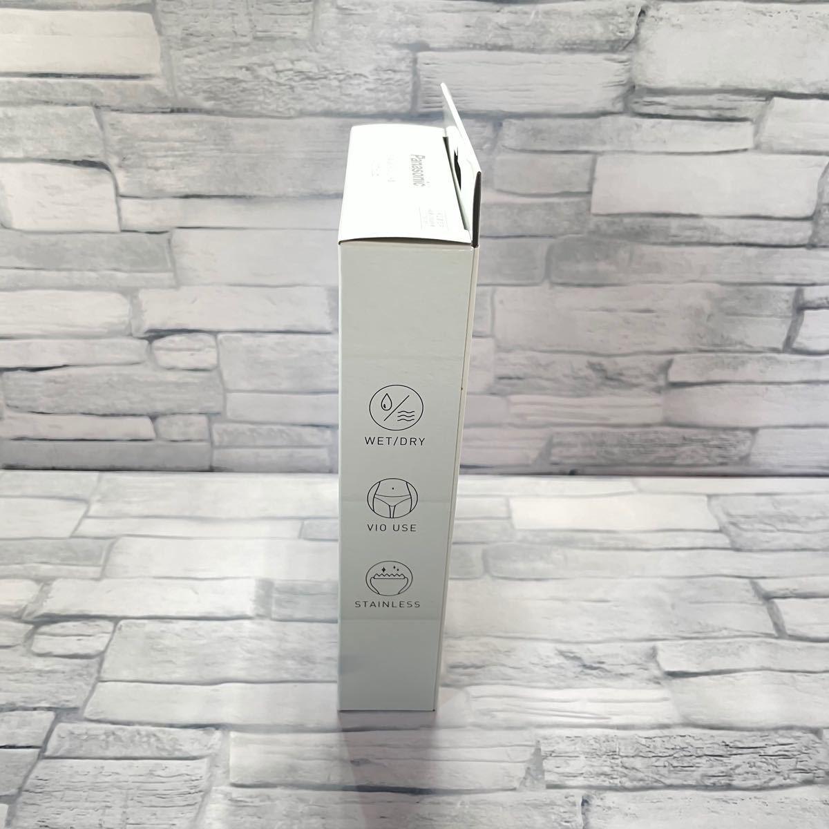 【新品未使用】VIOフェリエ ES-WV60 S パナソニック VIO シェーバー