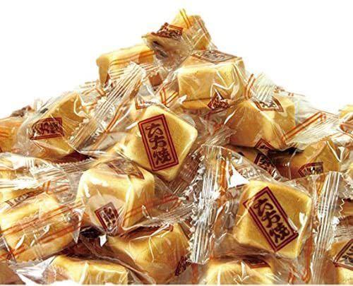 訳あり あんこギッシリ六方焼 どっさり1kg 個包装で食べやすい!和菓子好き必見!まんじゅう_画像1
