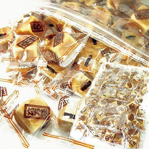 訳あり あんこギッシリ六方焼 どっさり1kg 個包装で食べやすい!和菓子好き必見!まんじゅう_画像3