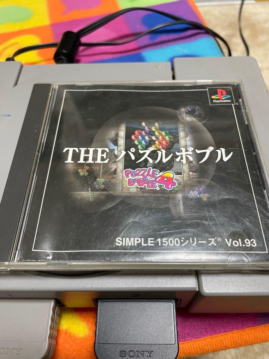 ▲THEパズルボブル4SIMPLE1500シリーズ