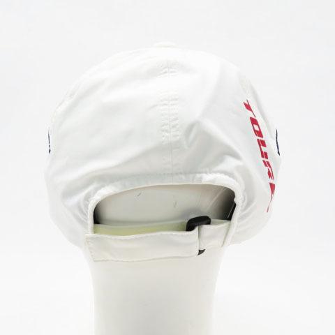 【即決】BRIDGESTONE GOLF ブリヂストンゴルフ CPG815 水神 レインキャップ ホワイト系 フリー [240001477565] ゴルフウェア メンズ_画像3