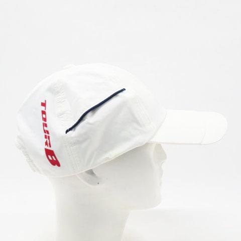 【即決】BRIDGESTONE GOLF ブリヂストンゴルフ CPG815 水神 レインキャップ ホワイト系 フリー [240001477565] ゴルフウェア メンズ_画像2