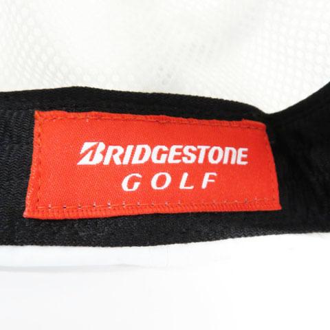 【即決】BRIDGESTONE GOLF ブリヂストンゴルフ CPG815 水神 レインキャップ ホワイト系 フリー [240001477565] ゴルフウェア メンズ_画像6