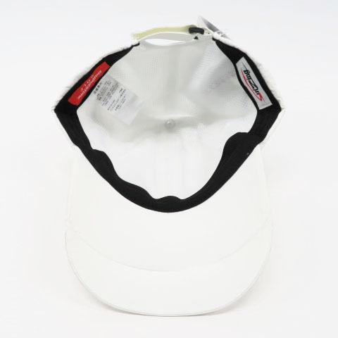 【即決】BRIDGESTONE GOLF ブリヂストンゴルフ CPG815 水神 レインキャップ ホワイト系 フリー [240001477565] ゴルフウェア メンズ_画像4