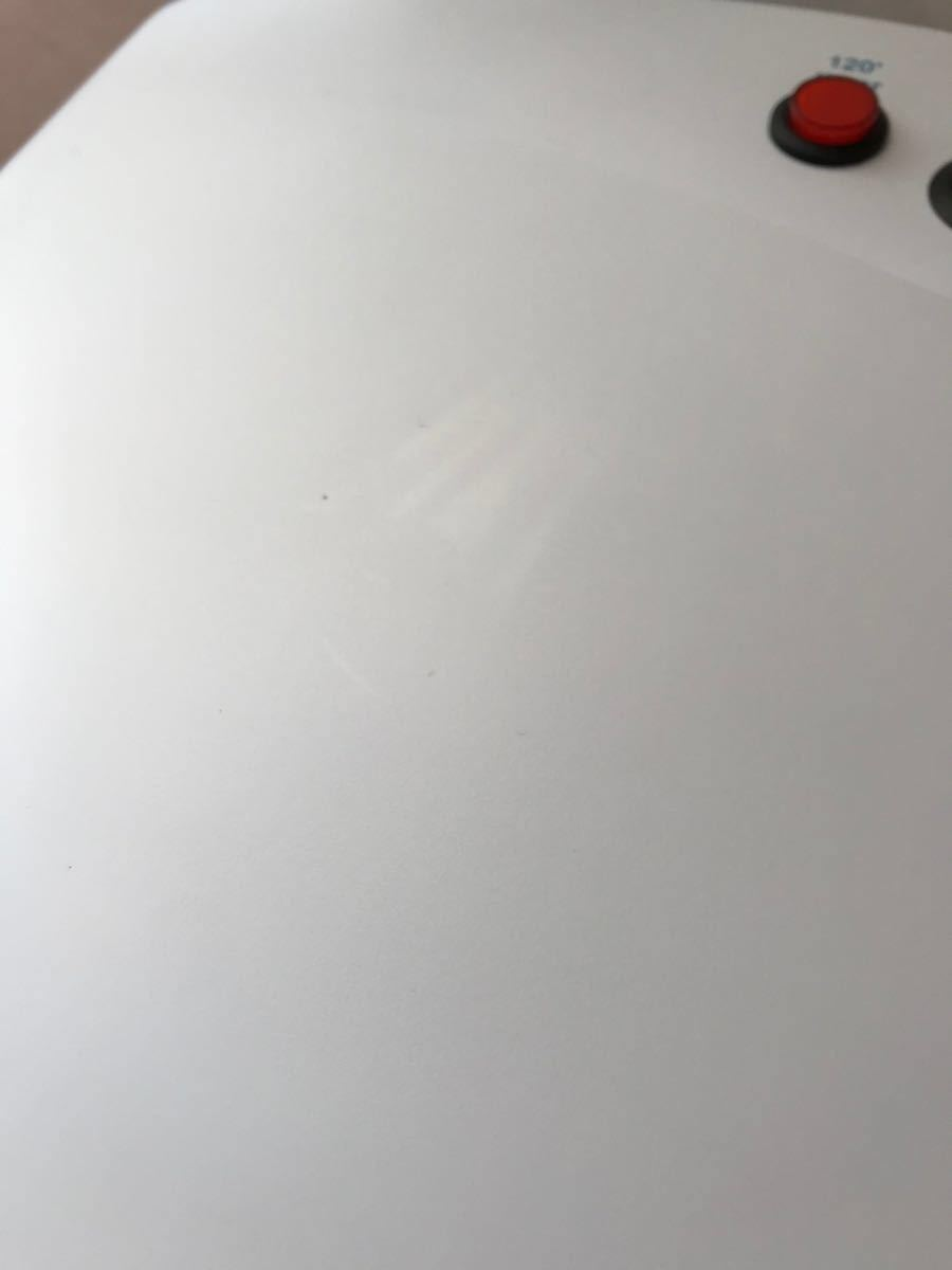ネイルアート UVライト  ジェルネイル 未使用品