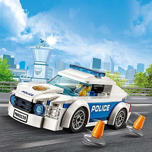 新品レゴ(LEGO) シティ ポリスパトロールカー 60239 ブロック おもちゃ 男の子 車E43B_画像2
