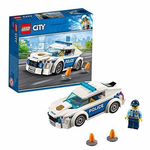 新品レゴ(LEGO) シティ ポリスパトロールカー 60239 ブロック おもちゃ 男の子 車E43B_画像1