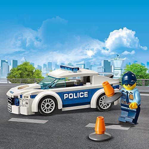 新品レゴ(LEGO) シティ ポリスパトロールカー 60239 ブロック おもちゃ 男の子 車E43B_画像4