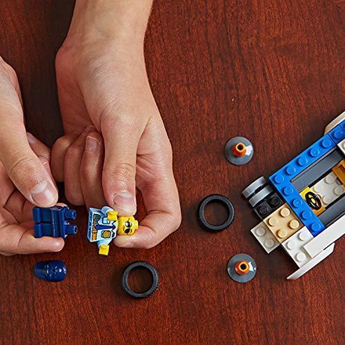 新品レゴ(LEGO) シティ ポリスパトロールカー 60239 ブロック おもちゃ 男の子 車E43B_画像5