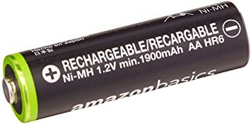 【大特価】 充電池 充電式ニッケル水素電池 単3形8個セット (最小容量1900mAh、約1000回使用可能) &a_画像5