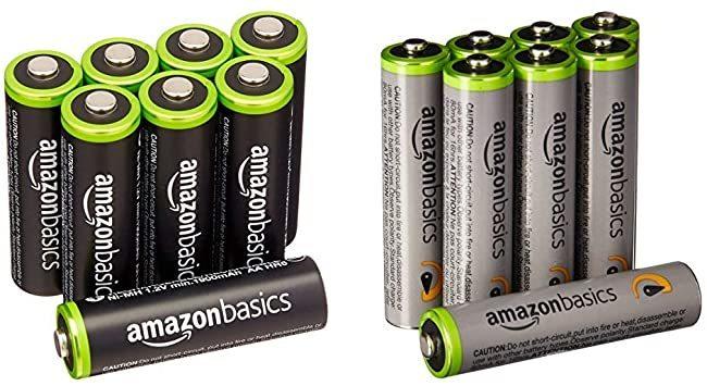 【大特価】 充電池 充電式ニッケル水素電池 単3形8個セット (最小容量1900mAh、約1000回使用可能) &a_画像1