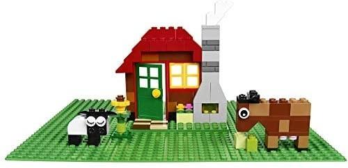 新品◎レゴ◆(LEGO)◆クラシック◆基礎板(グリーン)◆10700_画像2