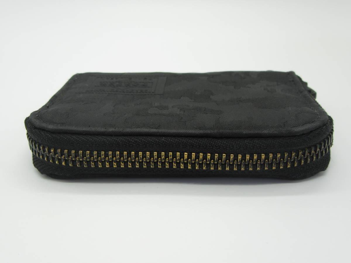 ヘッドポーター コインケース ブラック 中古品 M5-2A_画像3