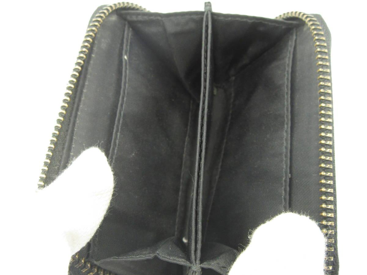 ヘッドポーター コインケース ブラック 中古品 M5-2A_画像6