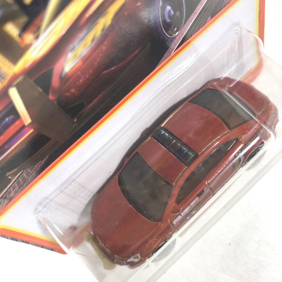 マッチボックス 2021 フォード ポリス インターセプター レッド Matchbox ベーシックカー_画像4