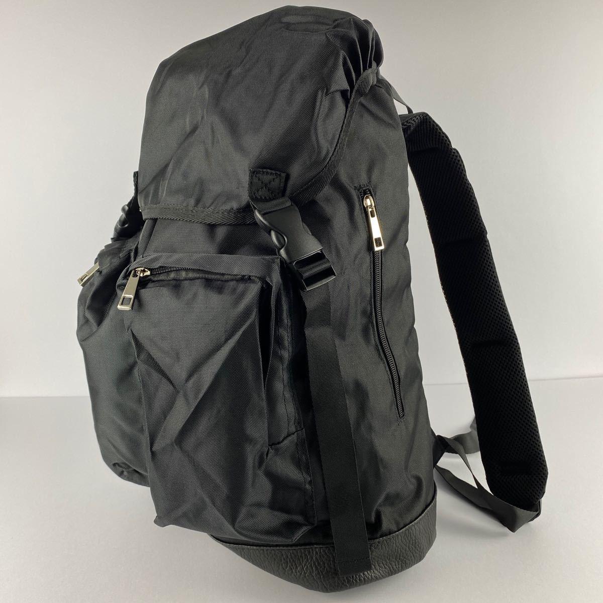 新品 アーバンリサーチ リュック リュックサック バックパック 軽量 ブラック マザーズリュック マザーズバック マザーズバッグ