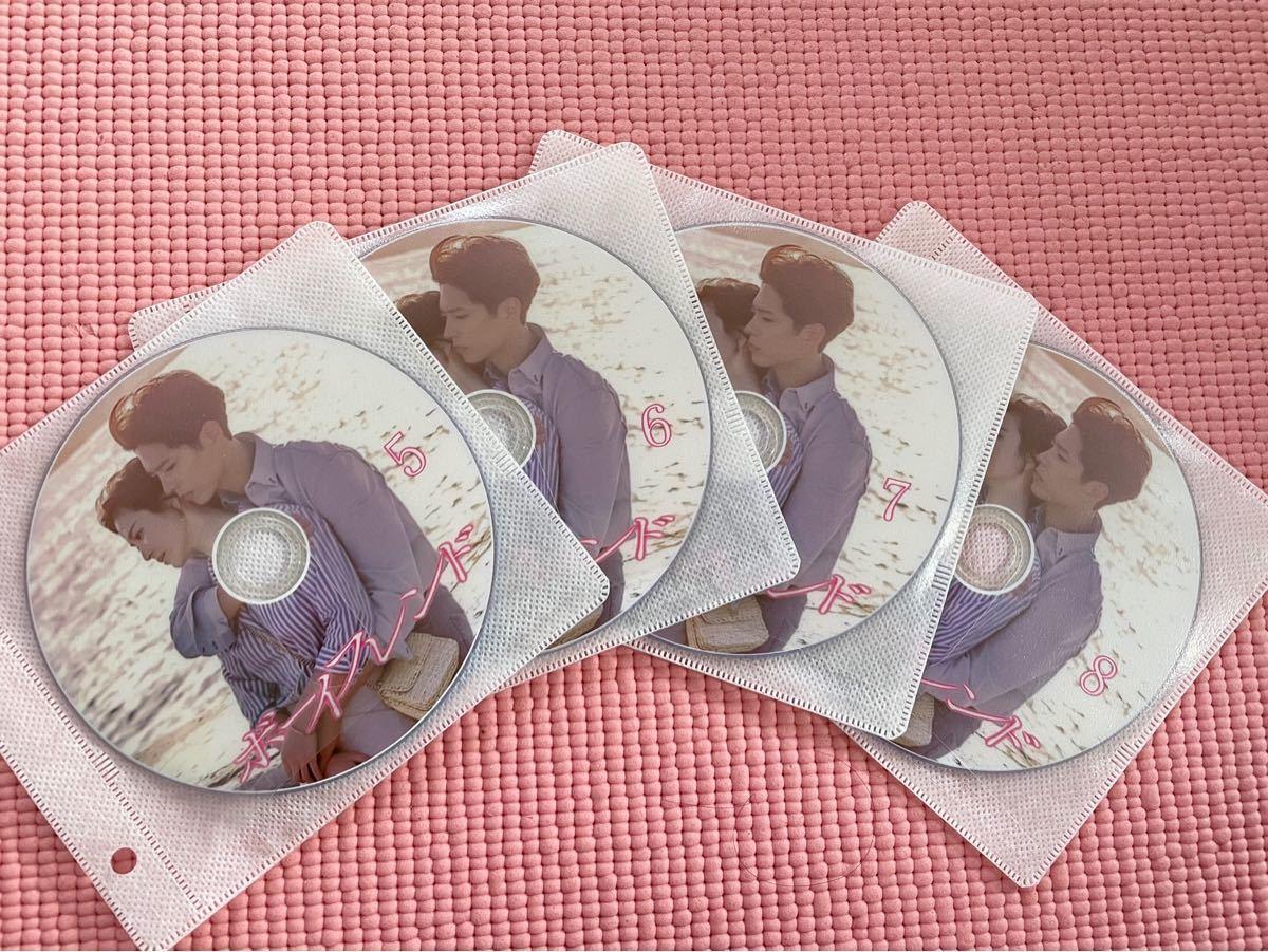 韓国ドラマ ボーイフレンド DVD 全話 全16話 (本編8枚+特典映像2枚 計10枚)