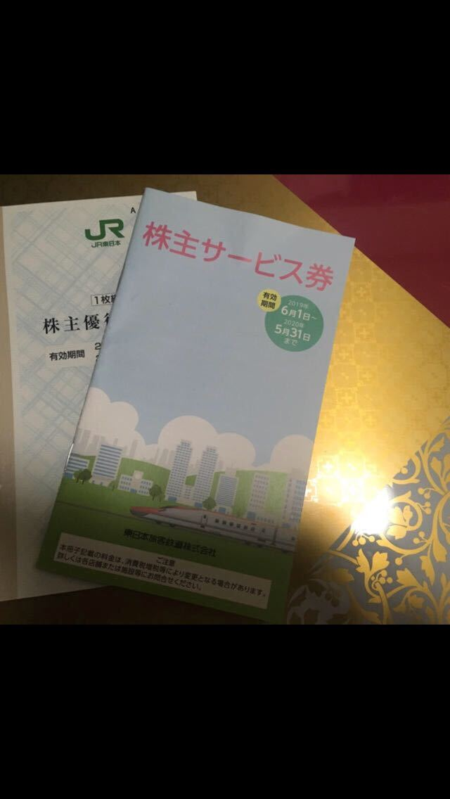 JR東日本 株主優待 割引券 _画像2