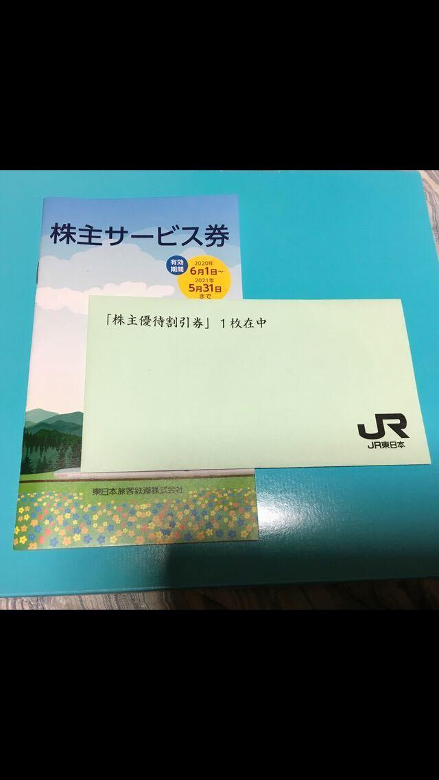JR東日本 株主優待 割引券 _画像1