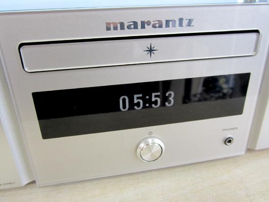 marantz/マランツ☆ ネットワークCDレシーバー システムコンポーネント M-CR611 2018年製 札幌_画像9
