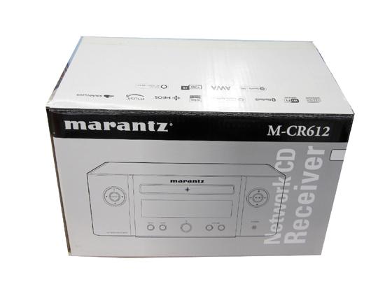 marantz/マランツ☆ ネットワークCDレシーバー システムコンポーネント M-CR611 2018年製 札幌_画像10
