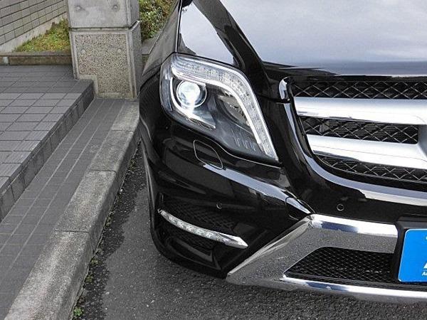 GLKクラス GLK350 4マチック 4WD AMGスポーツP ナビTV 19インチAW_キセノンヘッドライト&オートライト!