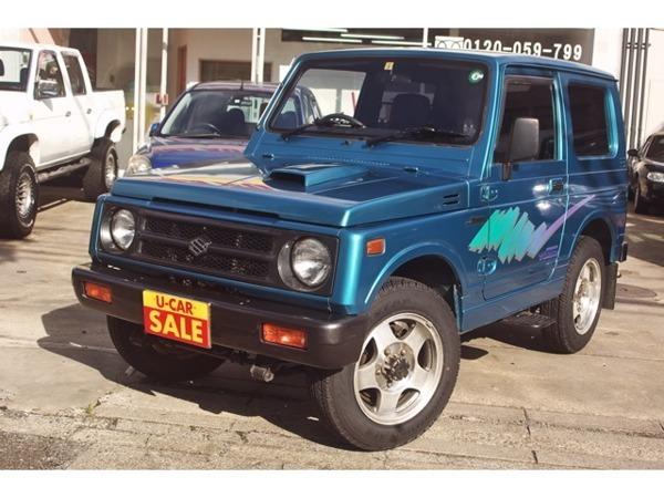 「ジムニー 660 バン HC 4WD フルノーマル 5速マニュアル4WDターボ」の画像1