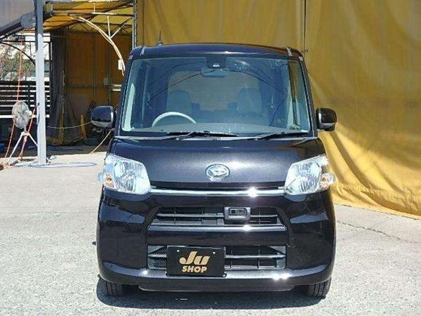「タント 660 X SAII SDナビ CD ワンセグTV ワンオーナ車」の画像2