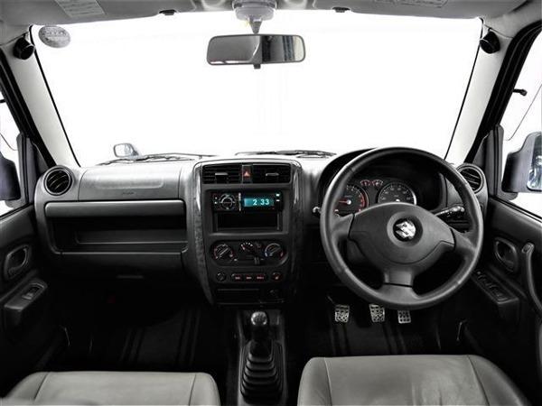 「ジムニー 660 ランドベンチャー 4WD リフトアップ 調整式ラテラルロッド 社外AW」の画像2