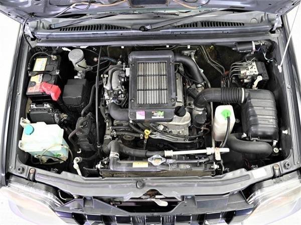「ジムニー 660 ランドベンチャー 4WD リフトアップ 調整式ラテラルロッド 社外AW」の画像3