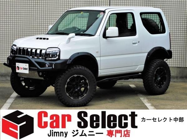 「ジムニー 660 XG 4WD 5速ミッション 新品3インチリフトアップ」の画像1