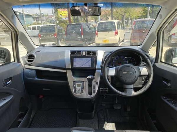 「ムーヴ 660 カスタム RS SA 純正SDナビ フルセグ BT スマアシ ETC」の画像3