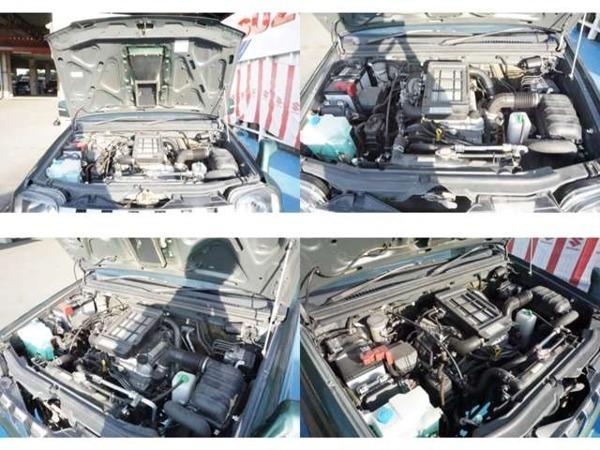 「ジムニー 660 ランドベンチャー 4WD ターボ・ヒーターレザーシート・キーレス」の画像2