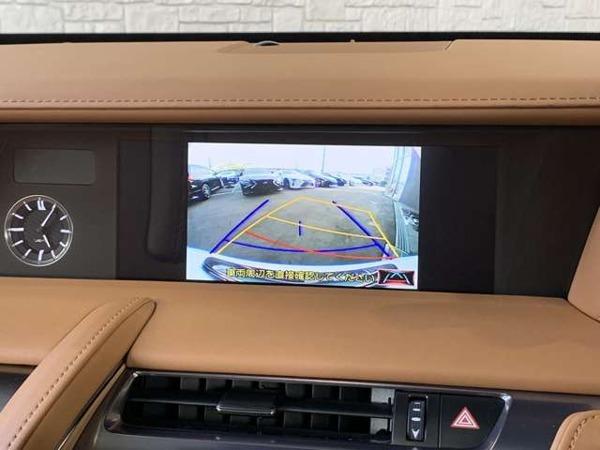 「LC 500h Sパッケージ TRDエアロ/OP鍛造21AW/マクレビ/HUD/禁煙」の画像3