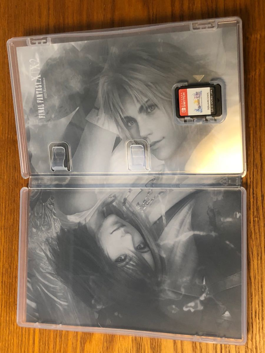 FINAL FANTASY X/X-2 HD Remaster スイッチ 美品