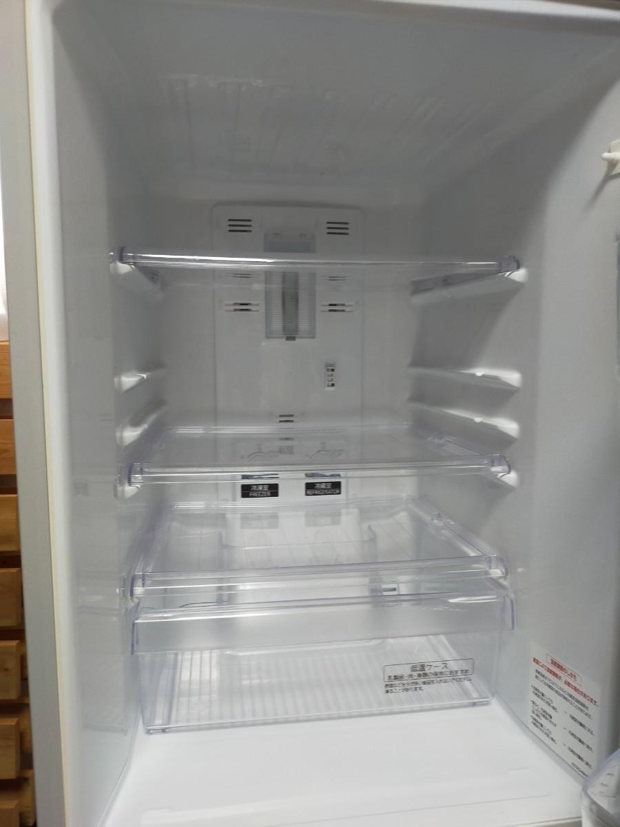 MITSUBISHI 三菱 MR-P15A-S形  2ドア冷蔵庫