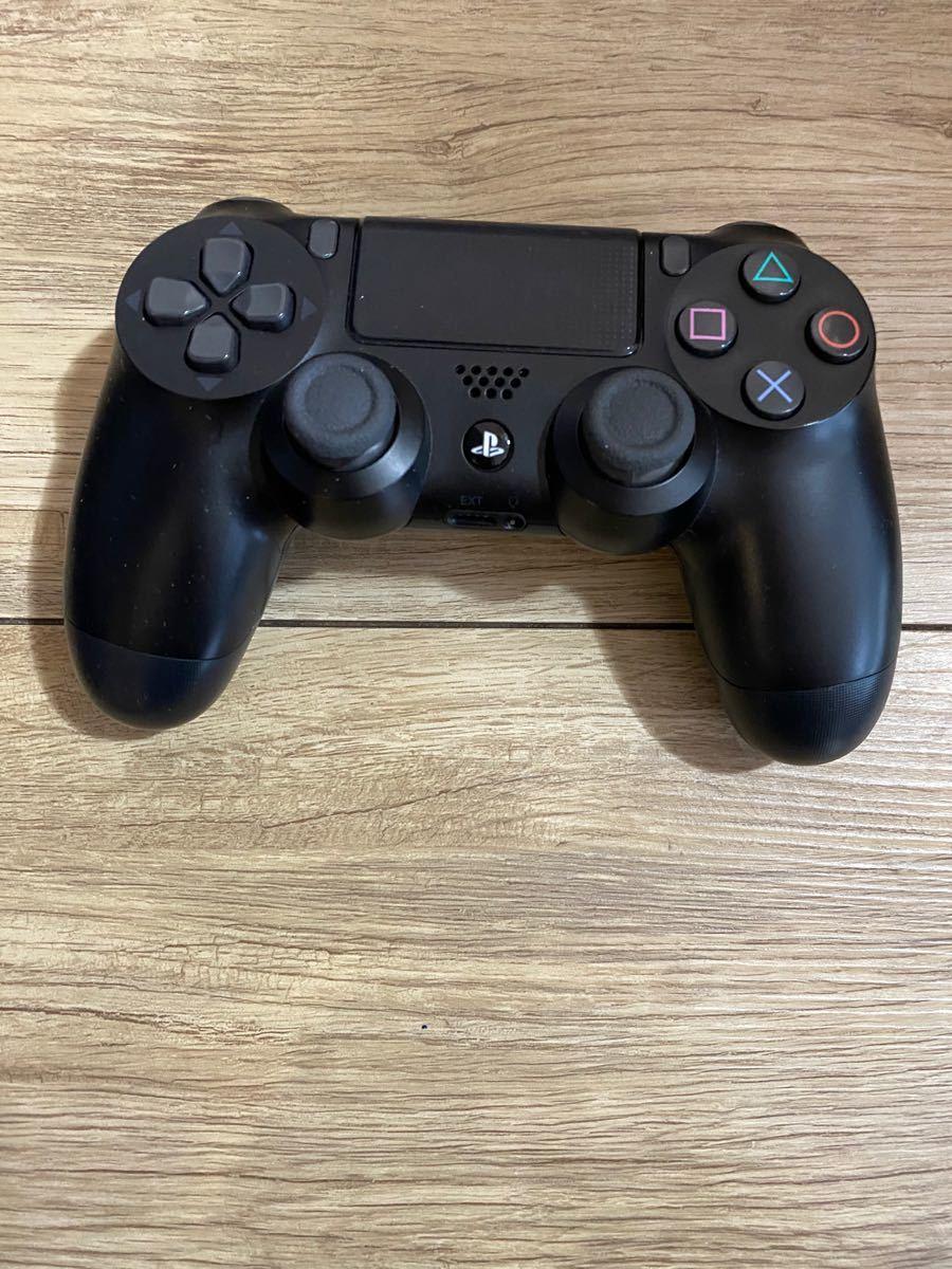 中古 美品 PlayStation4 PS4 500GB プレステ4  SONY PS4本体 ジェットブラック