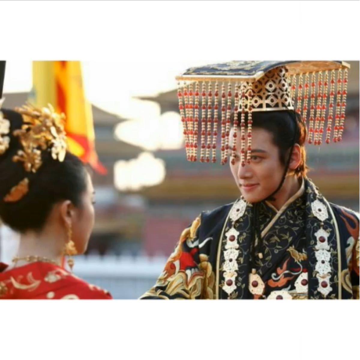 ★韓国ドラマ★『奇皇后ー二つの愛涙の誓い』 Blu-ray  日本語吹替アリ  全話 クリアケース入