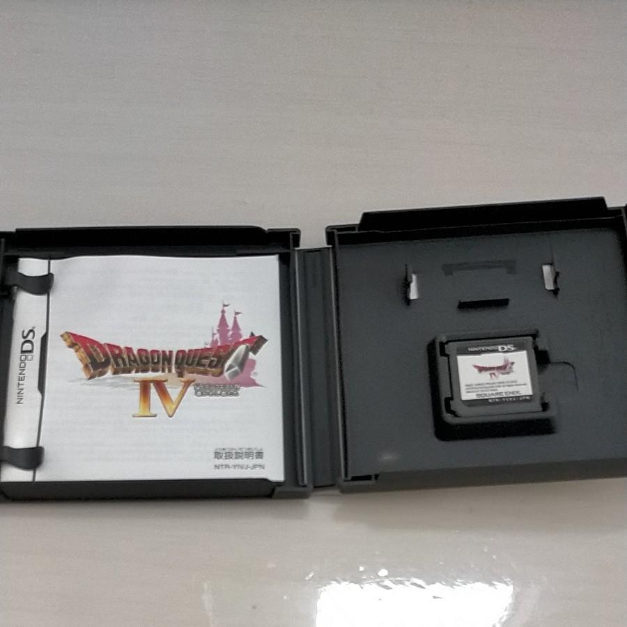 【DS】 ドラゴンクエストIV 導かれし者たち ドラクエ4 DSソフト ニンテンドーDS ドラゴンクエスト4