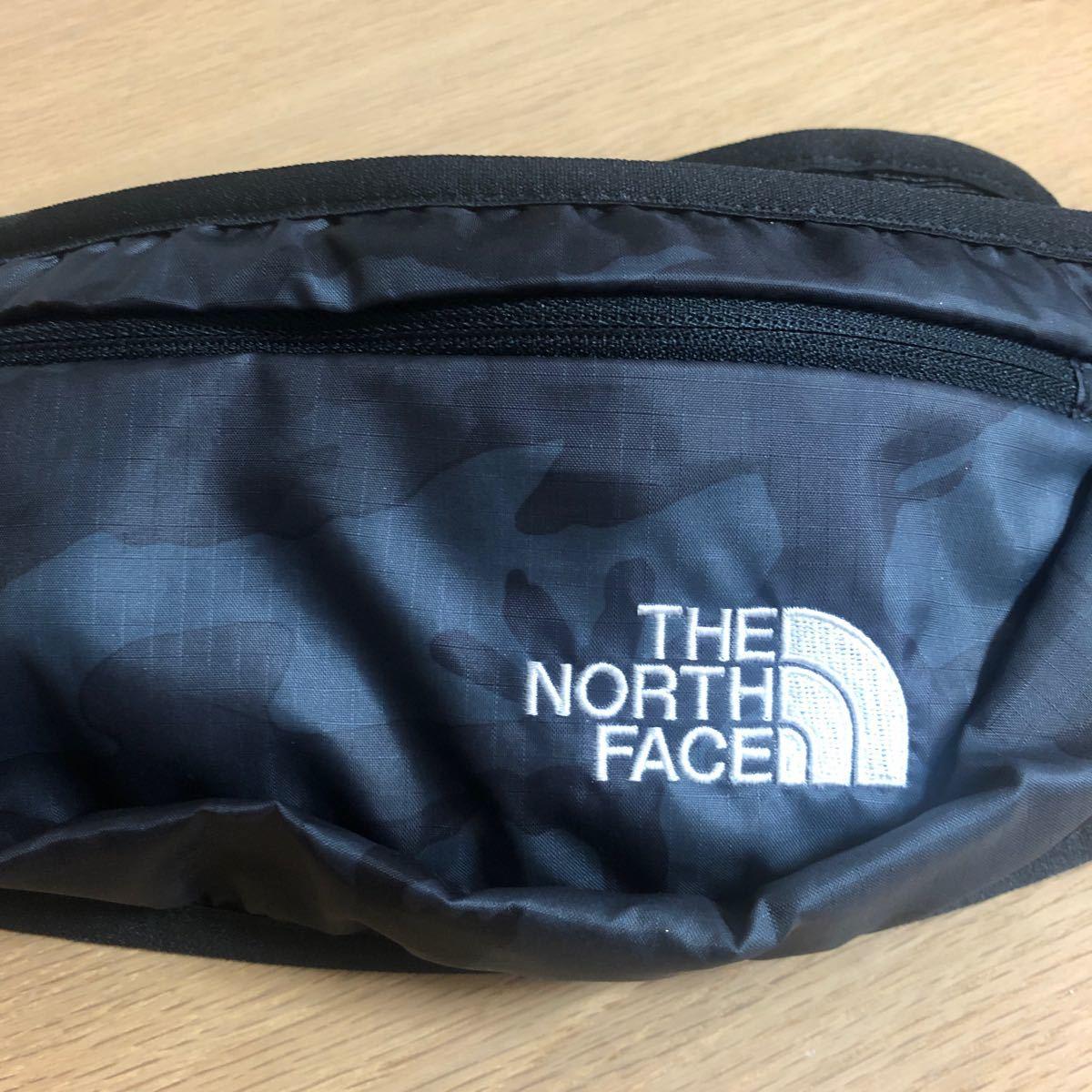 THE NORTH FACE ウエストバッグ ウエストポーチ ノベルティローランドランナー ランニング