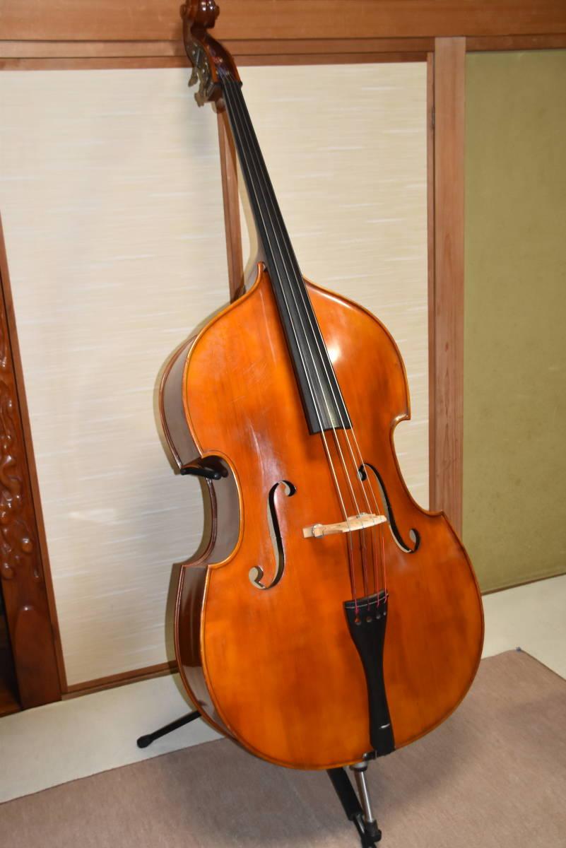 Bohemian Musical Instruments コントラバス 動作・稼働品(手渡し限定)